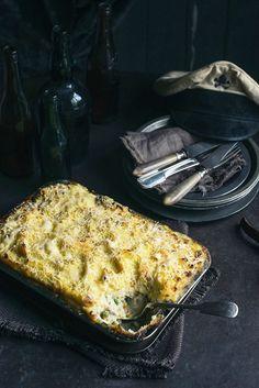 Из кухни: Сказочный рыбный пирог