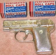 toy caps & gun