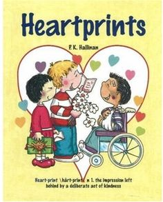 Great book for ages 3 to 6 years. In this delightful and warm book, the author weaves a story of children helping others and leaving heartprints all along the way. #preschoolbookclub #mandalasj #heartprints