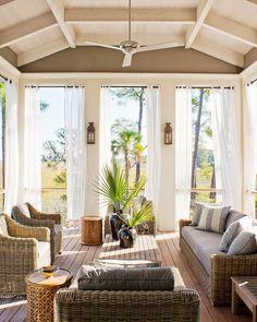 Indoor/outdoor oasis