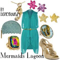 mermaids lagoon.
