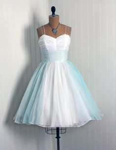 This dress is a dream.