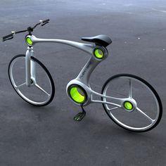 Flexi-Bike by Hoon Yoon
