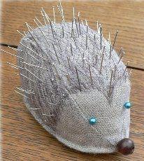 animals, hand sewing, pin cushions patterns free, hedgehog pincushion, boxes, sew idea, sew pattern, free sew, sewing patterns