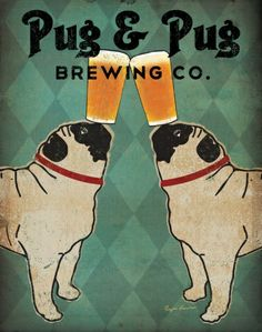Pug and Pug Brewing just like samule adems