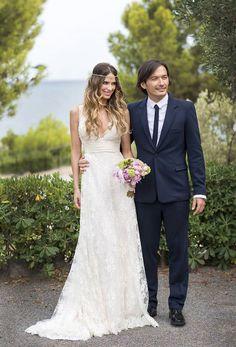 La boda de Vanesa Romero