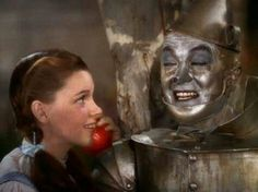 *DOROTHY & THE TIN MAN ~ The Wizard of Oz, 1939