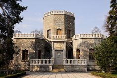 Prahova County is included in the list of Most Haunted places, after a man said that it was built on the basis of sketches that the writer received in sleep from his dead daughter. Years ago, newspapers reported that in the castle, by night, Iulia piano could be heard singing and Bogdan Petriceicu Hasdeu clapping. The Iulia Hasdeu Castle:  Is a folly house built in the form of small castle by historian and politician Bogdan Petriceicu Hasdeu in the city of Câmpina, Romania.