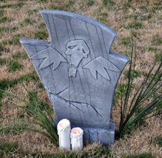 Like this style for tombstones