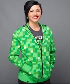 Minecraft Clothing for Youth