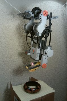 Nasa talk blog NXT mindstorm robotics  http://nasatalk.com/blog/lego-mindstorms-nxt-robotics.feed?type=rss