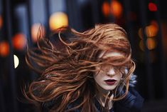 hair colors, ginger, lock, redhead, portrait