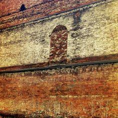 Ol' Portland wall