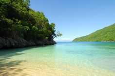 Haiti: Can't wait to swim in those waters.