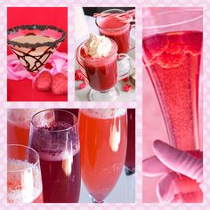 10 #ValentinesDay Cocktails