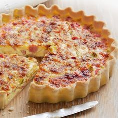 breakfast brunches breakfast quiches yummy food hams and cheese ...