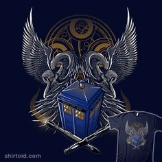 Timelord and Proud t-shirt