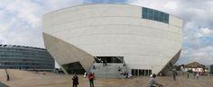 Casa da Musica, Porto, Portugal