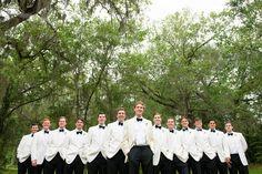 Classic Blush and Gold Florida Wedding