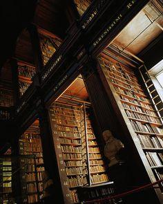 Trinity College Library Dublin, Republic of Ireland