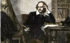 A new theory on the mysterious #DarkLady of Shakespeare's Sonnets.