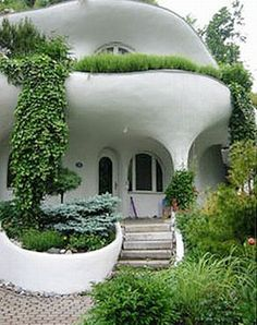 Underground Homes - I want this!