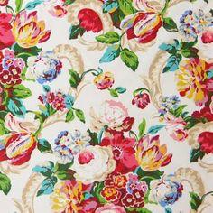 cotton, floral fabric, greenhous fabric, blossom greenhous, beauti fabric, amo upholsteri, amo los, a7532 blossom, blossoms