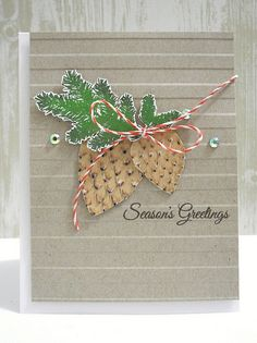 Because Pinecones are Awesome by Jennifer Ingle