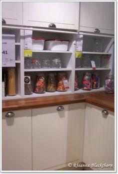 Ikea walk in pantry