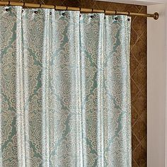 Ellora Medallion Shower Curtain - jcpenney