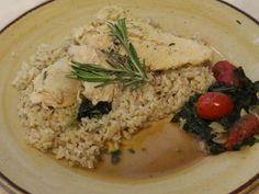 This is a great Italian Herb and Spices Slow Cooker Chicken recipe for those looking for a simple, yet tasty way to serve chicken breasts. Serve this slow cooker chicken main dish recipe for a great way to achieve easy, Italian-seasoned chicken.