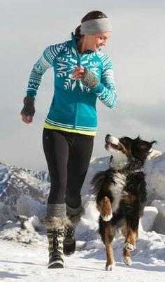 Winter Training Outfit #OrvisWomen