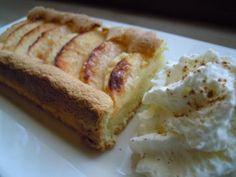 Apfel - Zimt - Blechkuchen