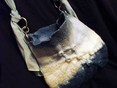 felt bag, felt handbag