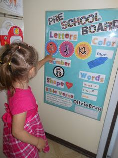 Pre-K bootcamp - bootcamp sounds a bit excessive, but there are some good activities and links
