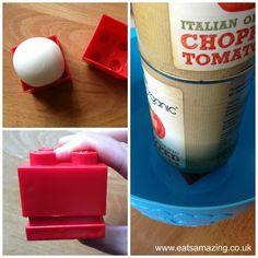 Tutorial – How to make a LEGO egg