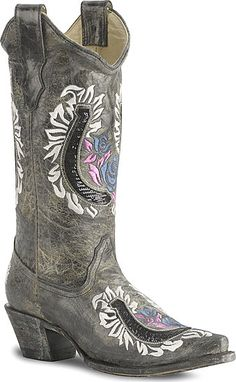 Western Cowboy Boots I Love !!!