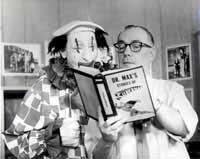 Dr. Max & Mombo The Clown - Cedar Rapids Iowa