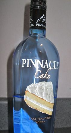 Cake flavored vodka recipes on pinterest for Flavored vodka martini recipes