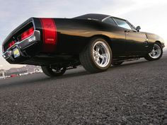 1969 Dodge Charger RT - Top Ten Classic Muscle Cars