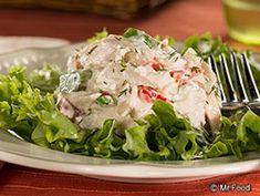 Creamy Dill Chicken Salad | EverydayDiabeticRecipes.com
