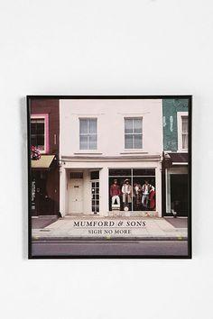 Album Frame, Mumford and sons album