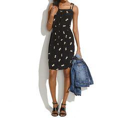 New Arrivals : Women's Dresses, Skirts, Shirts & Tops | Madewell.com sessùn™ queen dress $215.00 item A5425
