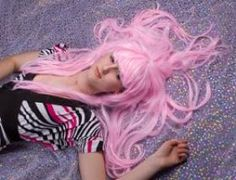 Kool aid hair dye! This is so amazing!