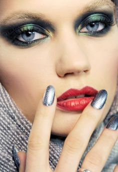 Nail Trends Fall 2012 - Best Fall Nail Polish Colors 2012 - Harper's BAZAAR