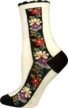 Ozone Women`s Nordic Stripe Socks