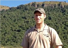Wildlife monitor, Kevin Emslie, our rotational monitor for all the reserves.