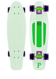 Customized this Penny Board at   www.pennyskateboardsonline.com