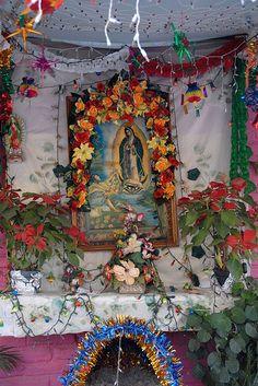 Guadalupe Shrine Mexico