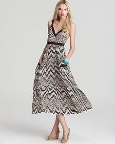 MARC BY MARC JACOBS Dress - Zora Stripe Sleeveless | Bloomingdale's